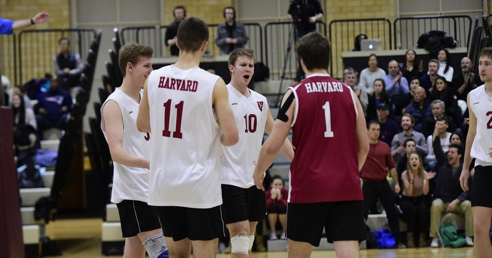 Harvard, Princeton Rock EIVA Semis with Upsets of PSU, George Mason