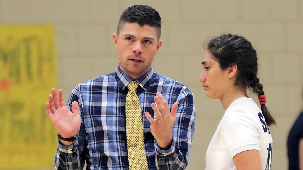Penn Hires Iain Braddak as New Head Women's Volleyball Coach