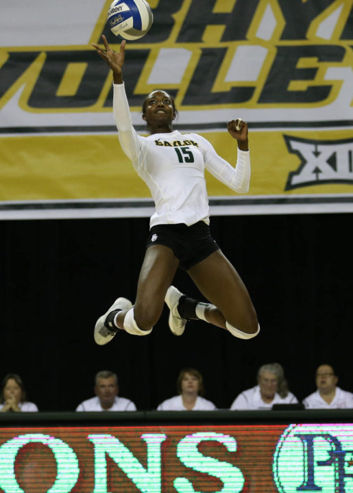 Baylor's Itiola Named as Arthur Ashe Semifinalist, 68 Others Honored