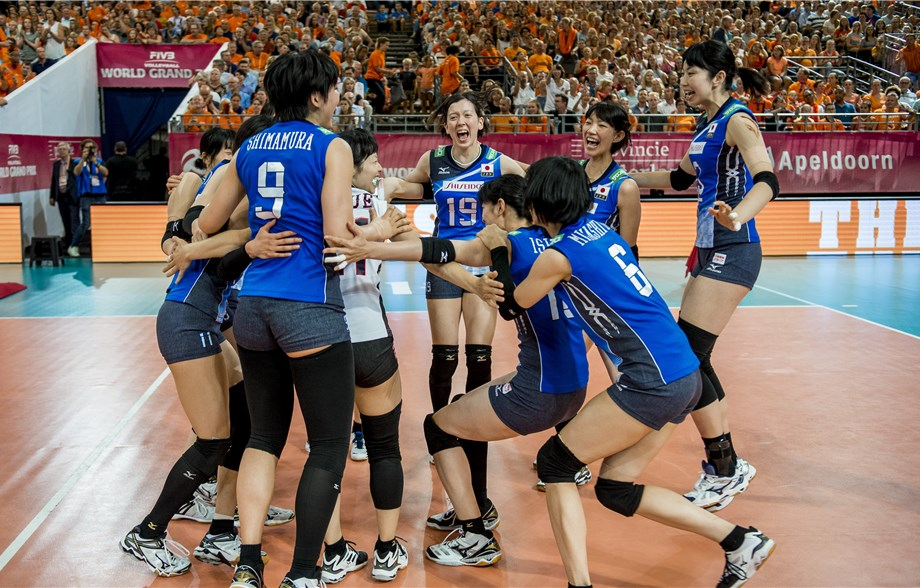 Japan Picks 29 Players for 2018 Women's National Team