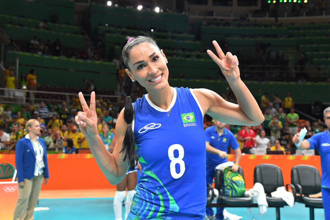 After Libero Experiment Fails, Jaqueline Retires From Brazil's NT