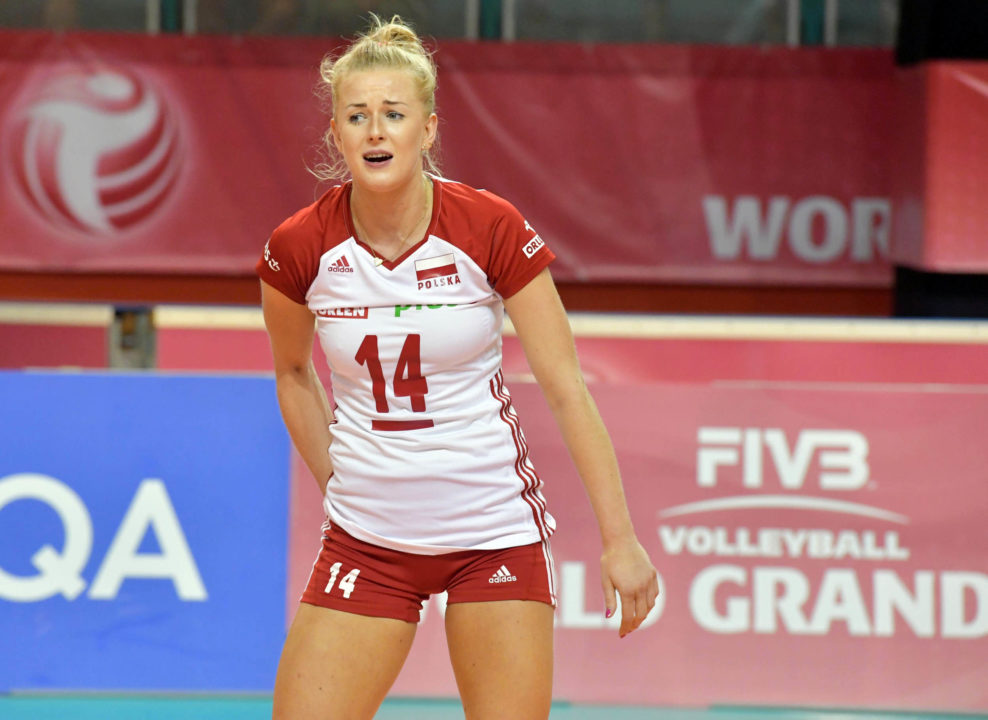 Polish W. National Team Will Be Without Starting Setter This Summer