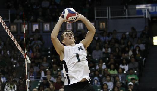 VolleyMob Player of the Week: Joe Worsley, Hawaii