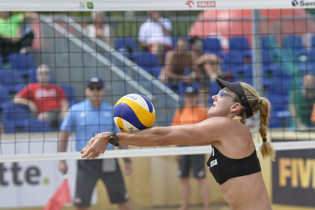 Walsh Jennings Teams Up with Claes, Wins NORCECA Qualifier