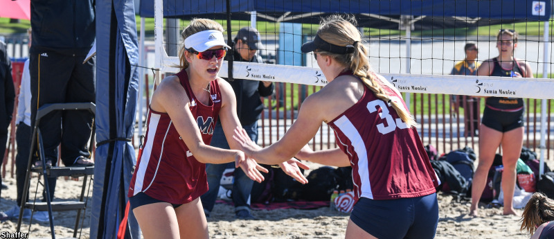 LMU Goes 2-0 in AVCA Top 20 Action Thursday