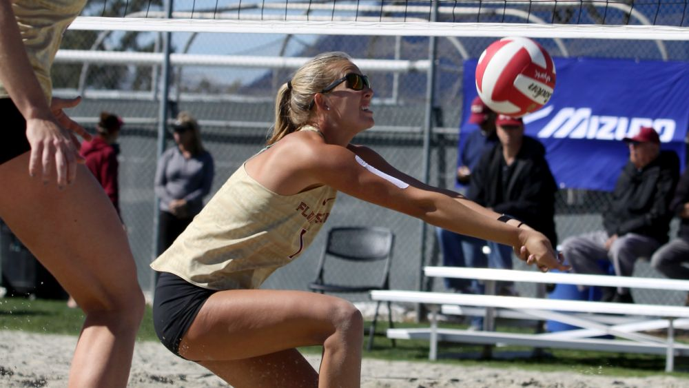 FSU's Jerger Named CCSA Scholar-Athlete of the Year