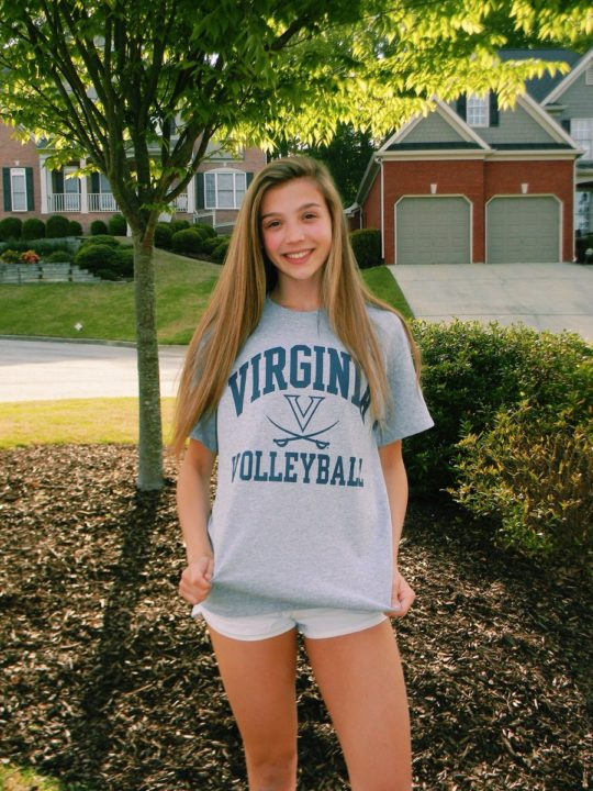 Virginia Lands Class of 2020 DS/L Madison Morey