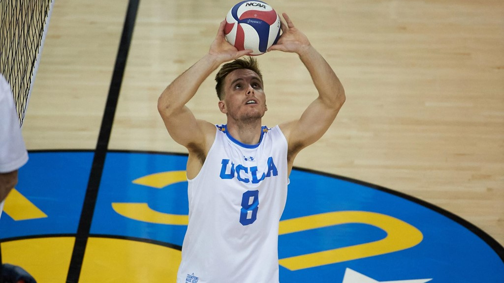 UCLA Moves Up to No. 2 in AVCA Rankings with Upset of BYU
