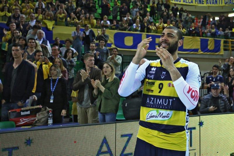 Civitanova Moves On To SuperLega Finals; Trentino Forces Game 5
