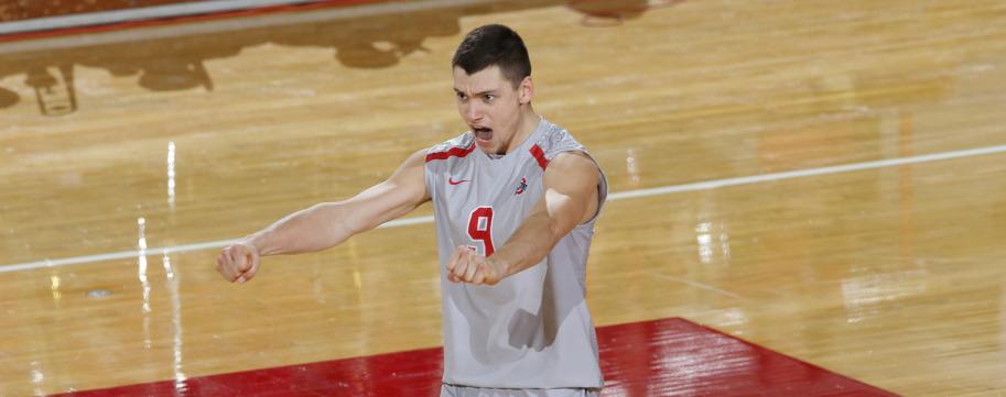 VolleyMob Men's Player of the Week: Nicolas Szerszen, Ohio State