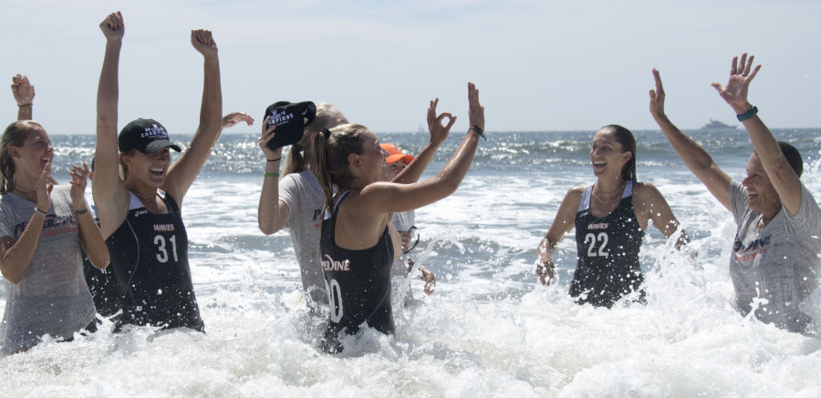 Pepperdine Goes 15-0 to Win 3rd-Straight WCC Beach Volleyball Title