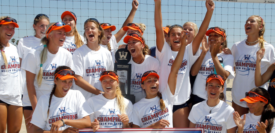 2018 WCC Beach Championship Kicks Off on Friday