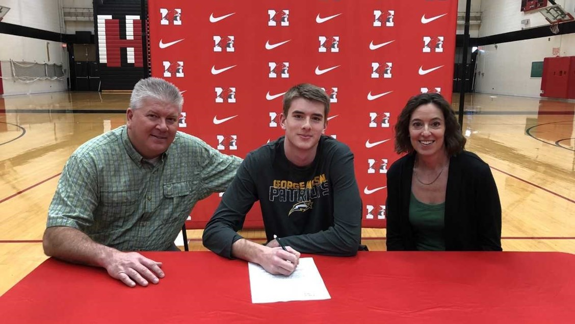 Richie Hoff, Nephew of Former USA Captain, Signs With George Mason