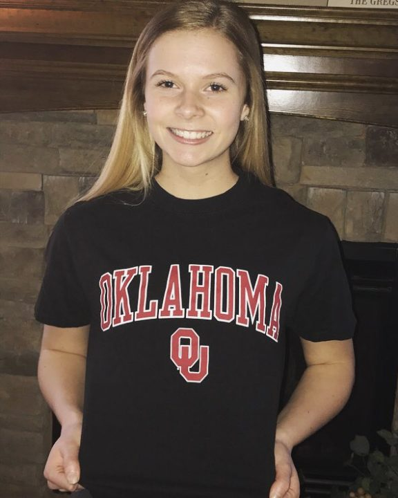 Class of 2019 S/DS/L Rylie Gregston Commits to Oklahoma