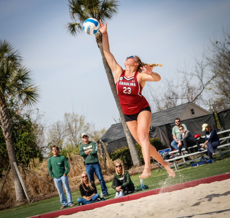 Carly Schnieder Named To NCSA All-America Strength & Conditioning Team