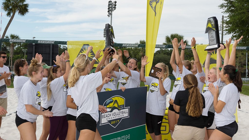 Stetson Takes Top Seed Into ASUN Championships With 10-0 Record