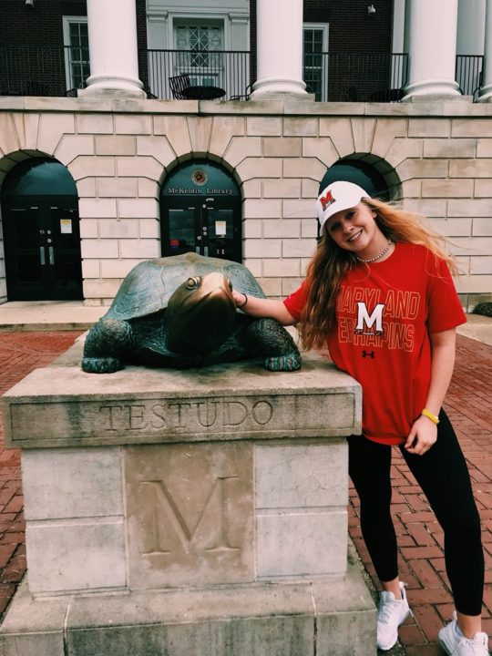 Class of 2020 Setter Sydney Dowler Commits to Maryland