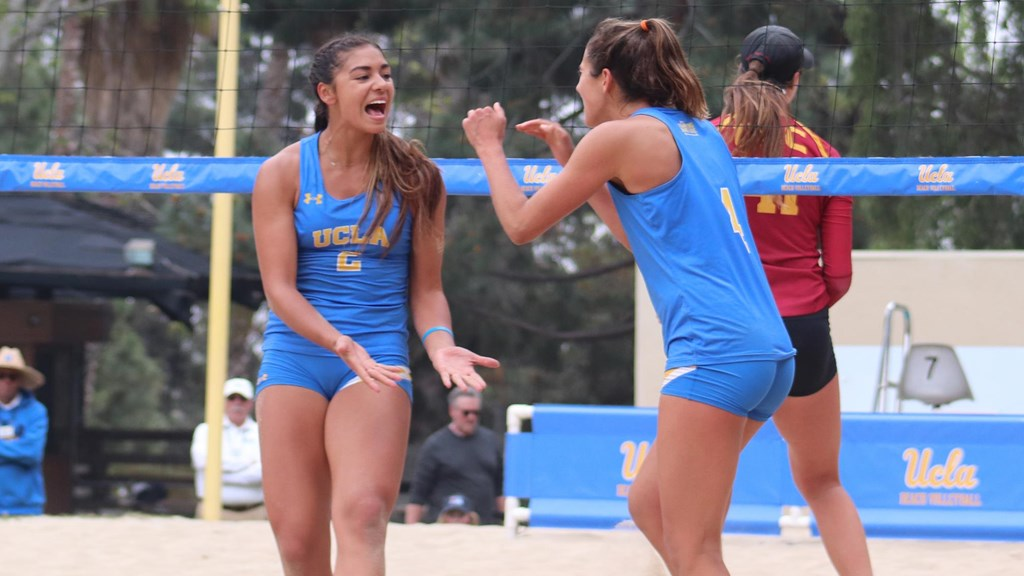 Top 11 Remain in Tact in Final AVCA Beach Poll Before NCAAs