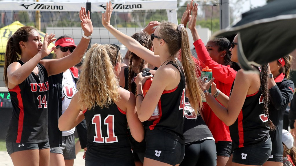 Utah Beach Set For Pac-12 Championships