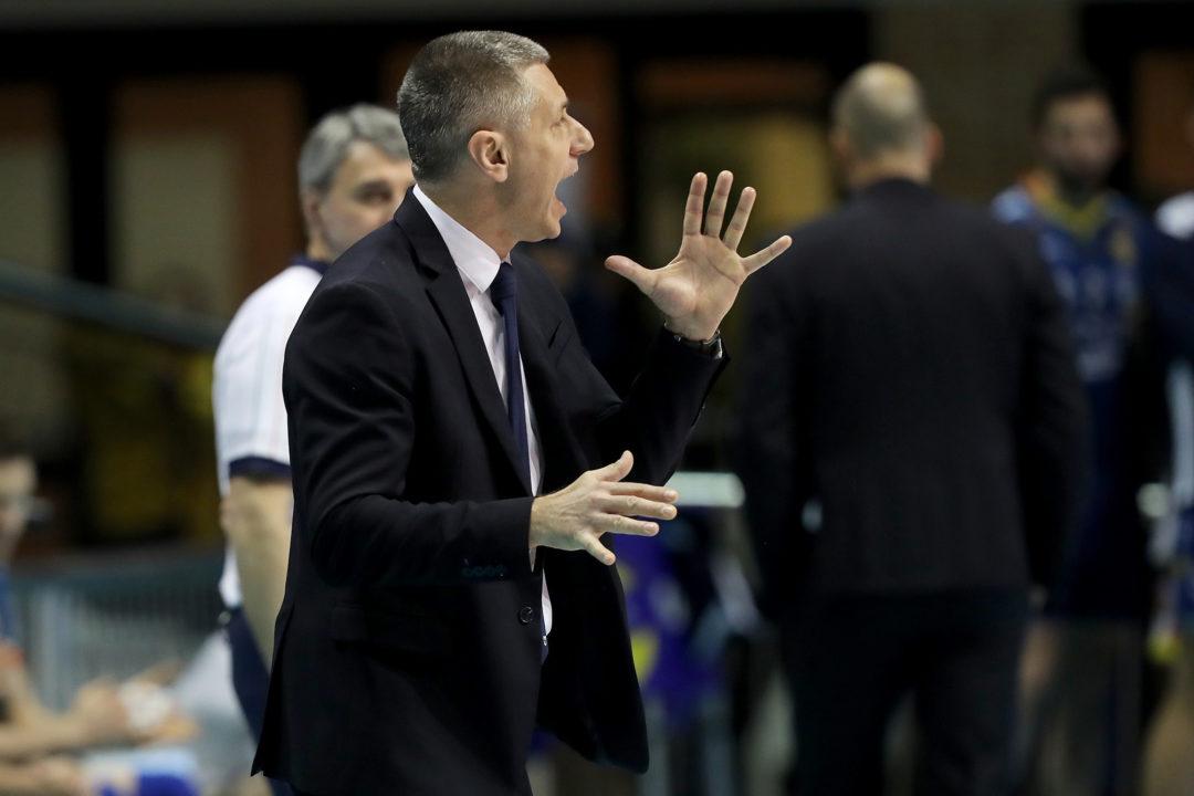Team USA's Max Holt And Teammates Rebel, Modena Fires Coach Stoytchev