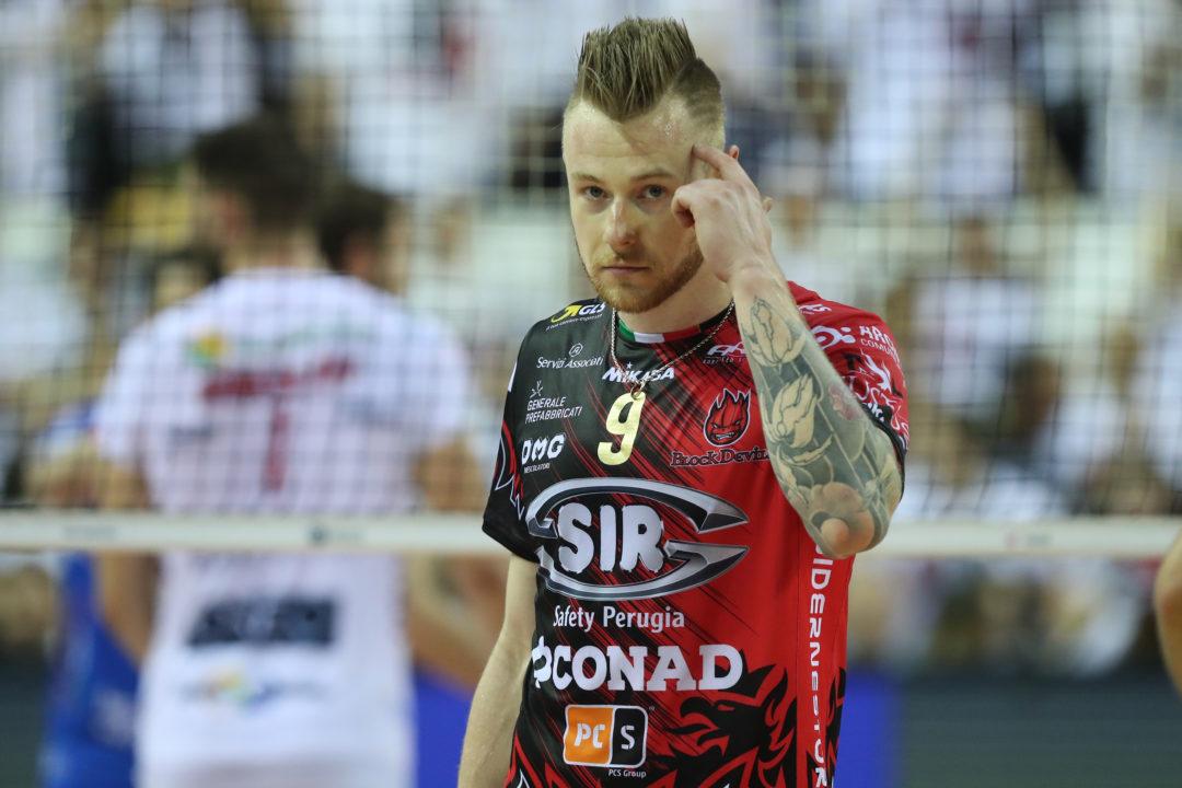 Perugia Fights Off Civitanova To Win Game 3 Of SuperLega Finals