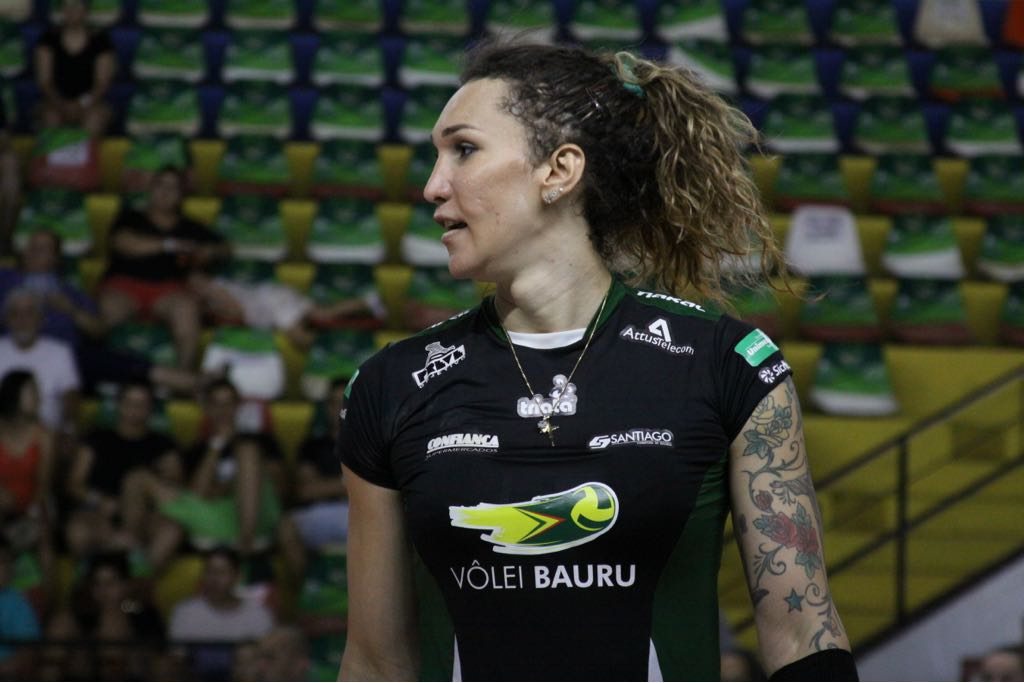 First Trans Player In Brazil's League, Tifanny Is Running For Congress