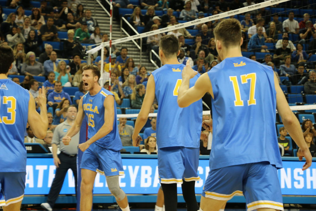 Title Appearance Has UCLA Feeling Special, Grateful, Excited