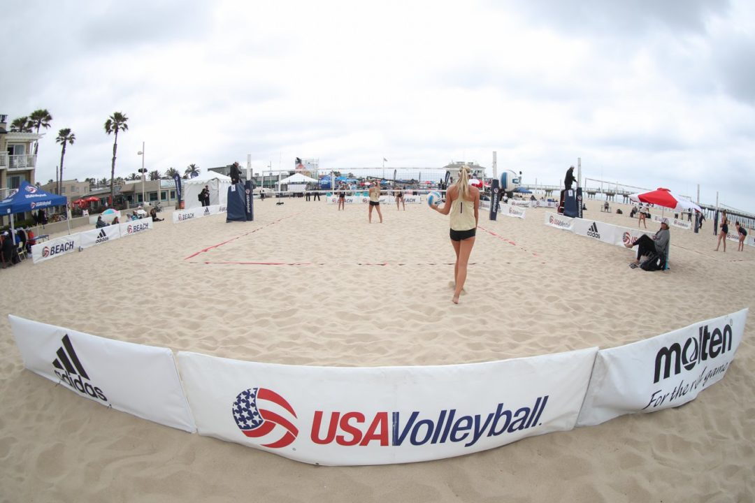 WATCH LIVE: 2018 U.S. Collegiate Beach Championships Winners Bracket