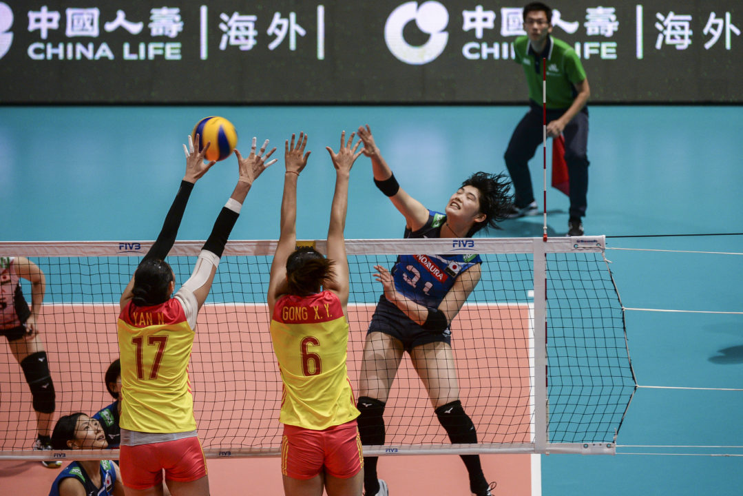 Italy Overpowers Argentina, China Blocks Out Japan in Pool 12 Sweeps
