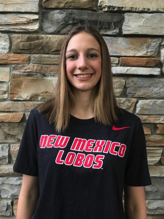 2019 DS/L Alena Moldan Commits to New Mexico