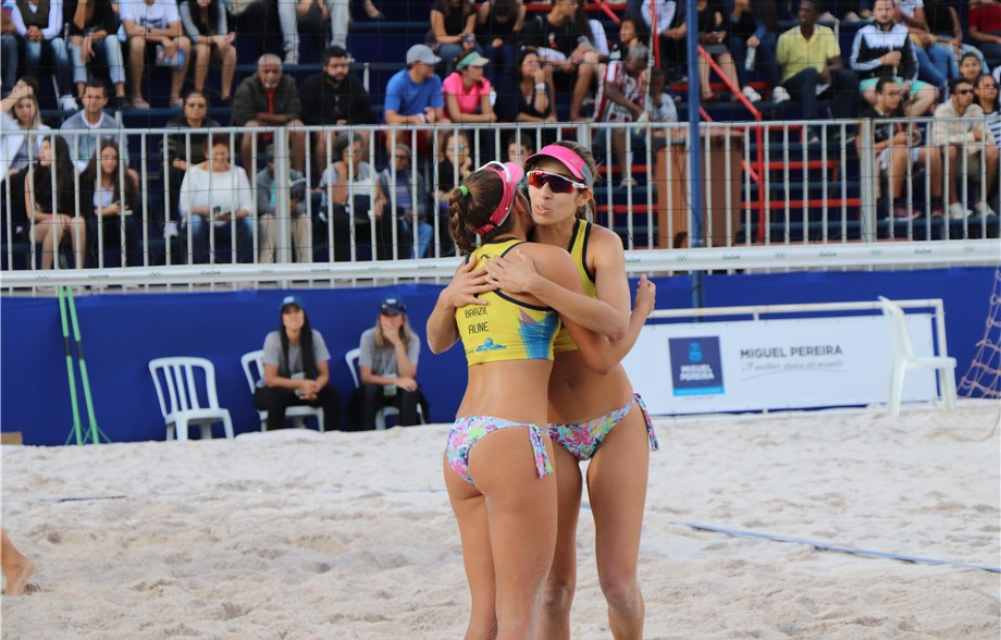 Brazil Grabs Seven of Eight Semifinal Spots at Miguel Periera One Star