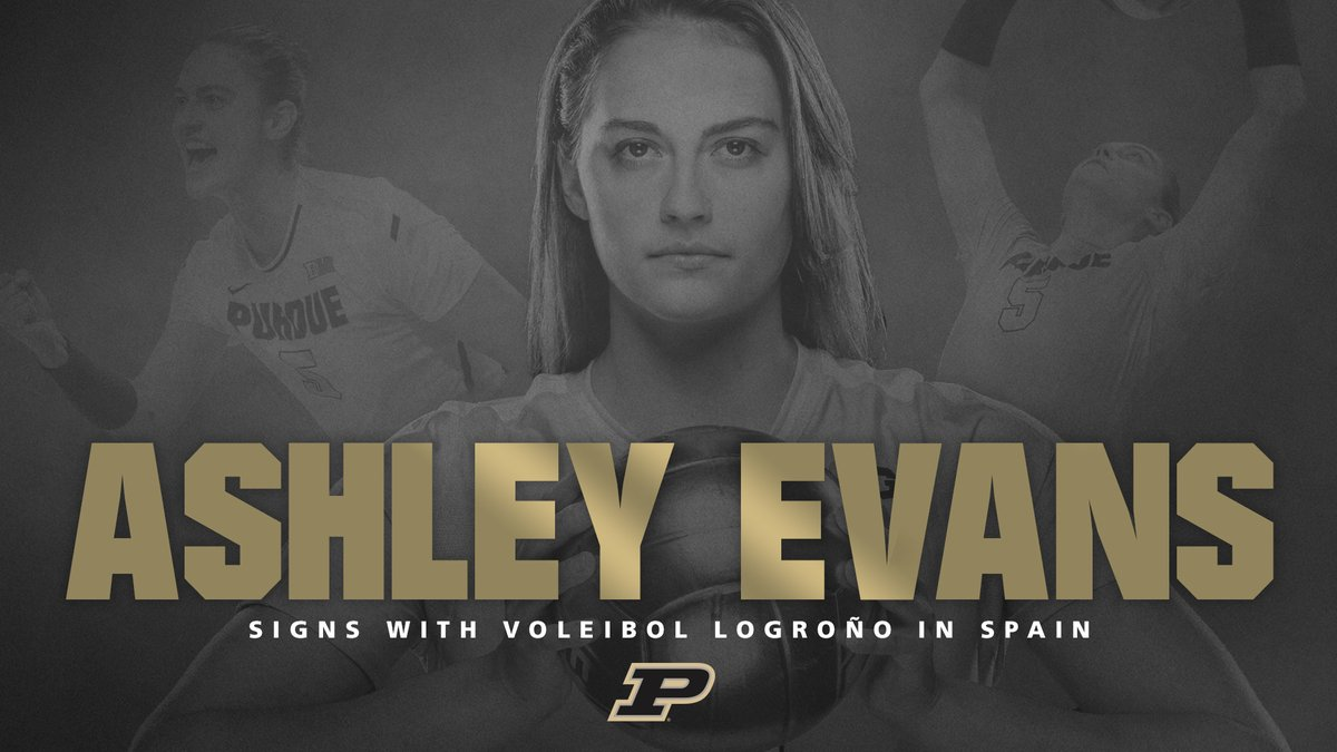 Purdue Alum Ashley Evans Signs First Pro Contract in Spain