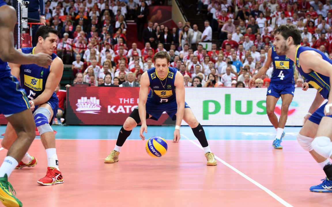 Amid Heavy Criticism, Murilo Celebrates Debut As Brazil`s Libero