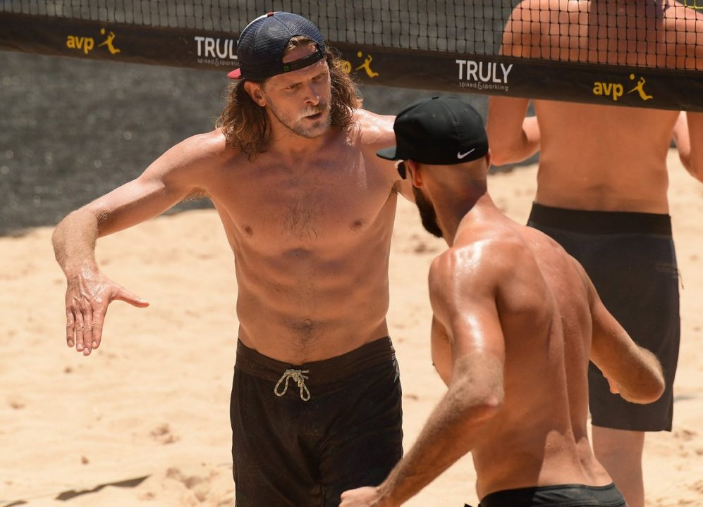 Upsets Abound on Day 1 of AVP Austin Open