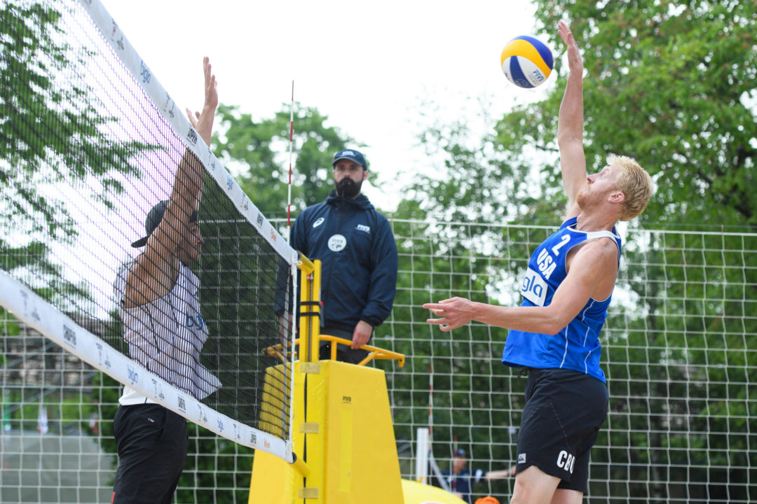Americans Carico/Dykstra, Budinger/Rosenthal On To Lucerne Main Draw