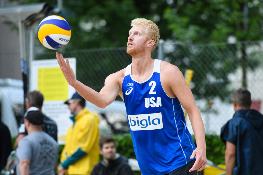 Chase Budinger: From The NBA To FIVB World Tour. Olympics Next?