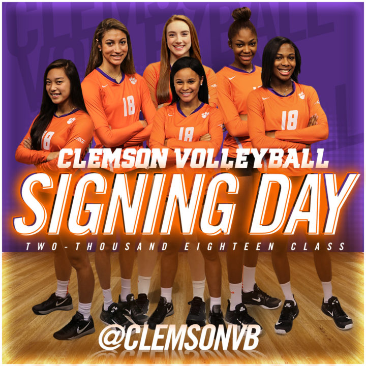 Clemson Adds Four More to 2018 Incoming Class