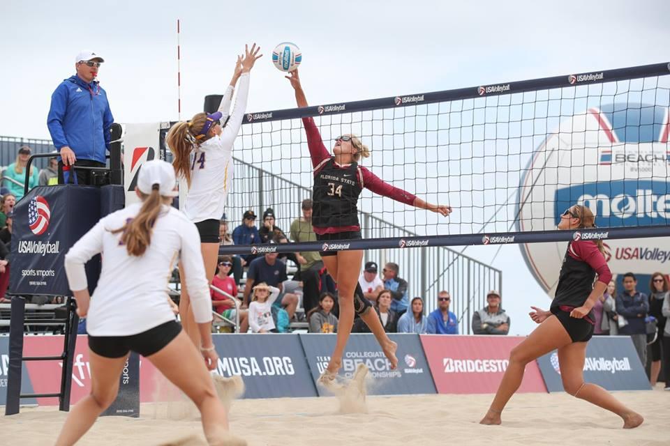 PHOTO VAULT: 2018 U.S. College Beach Championships Day 3
