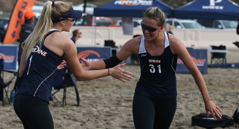 WATCH LIVE: USA Volleyball Collegiate Pairs Championship
