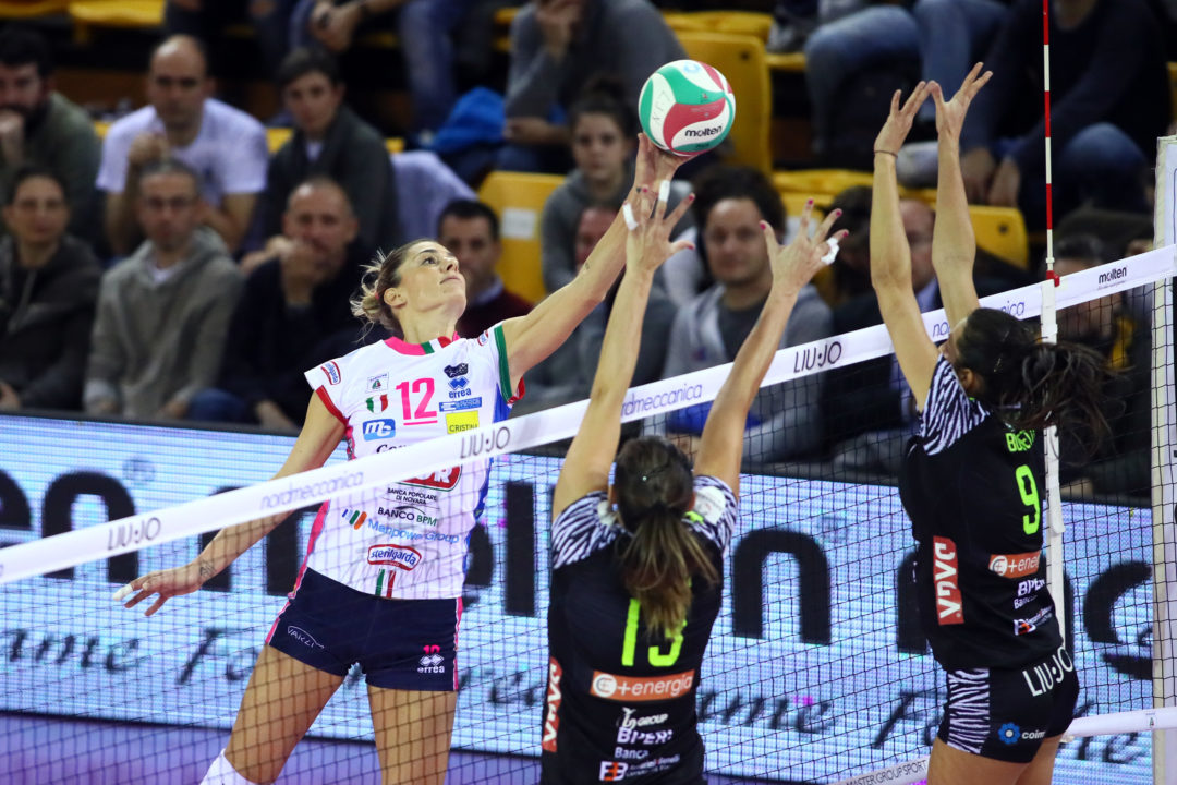Francesca Piccinini Extends Contract With Novara For 25th Pro Season
