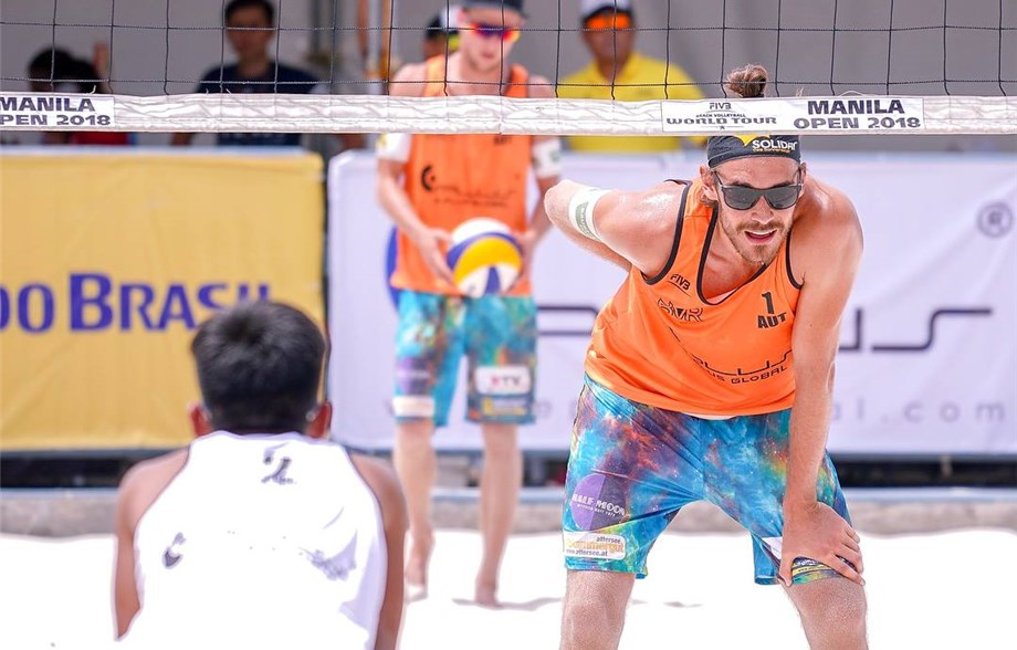 First Four Quarterfinalists Advance at Manila One-Star