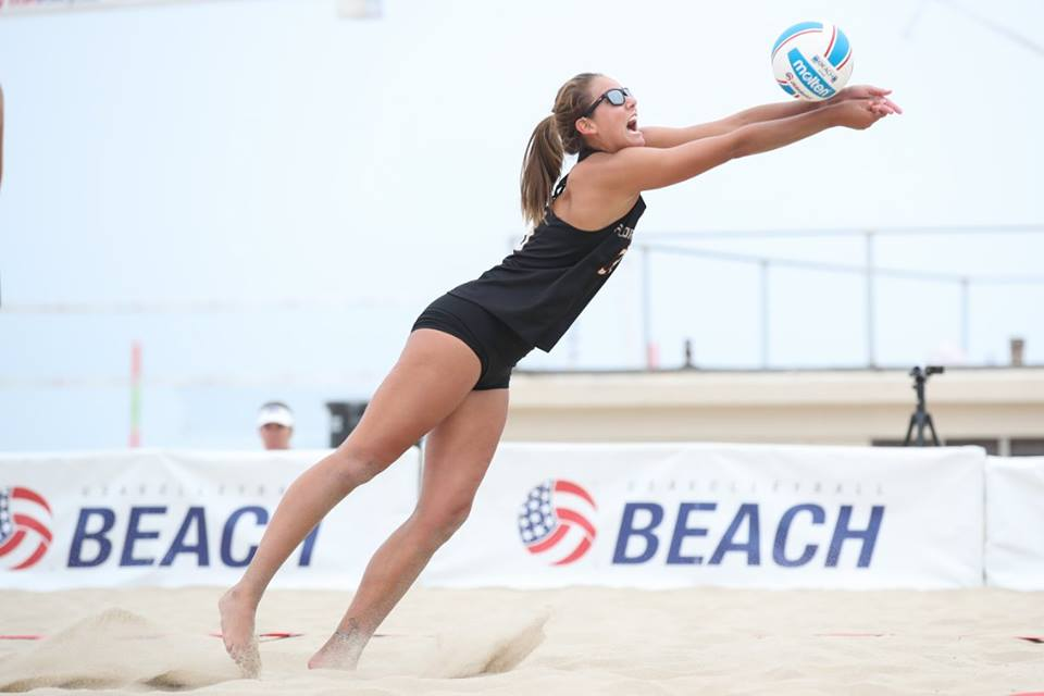 PHOTO VAULT: USA Volleyball Collegiate Beach Championships Day 1