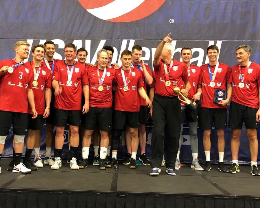 Team Dream, Fathers & Sons Among Gold Medalists at USAV Championships