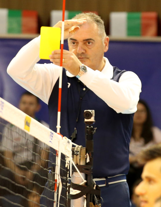 "Italian Men's Volleyball League Will Award ""Green Cards"" for Fair Play"