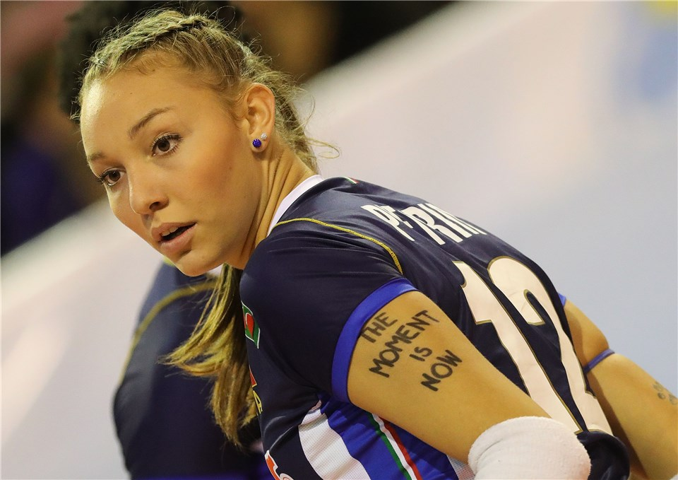Elena Pietrini Is The Future Of Italian Volleyball