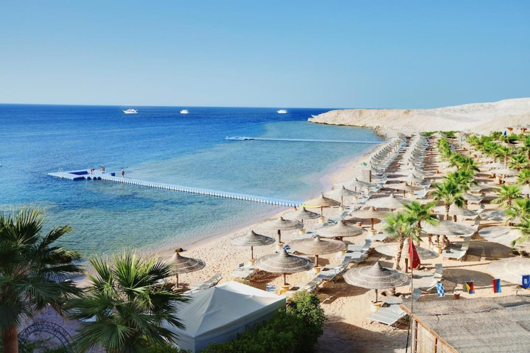 Egypt Wants To Host Elite-Level FIVB Beach Volleyball Events