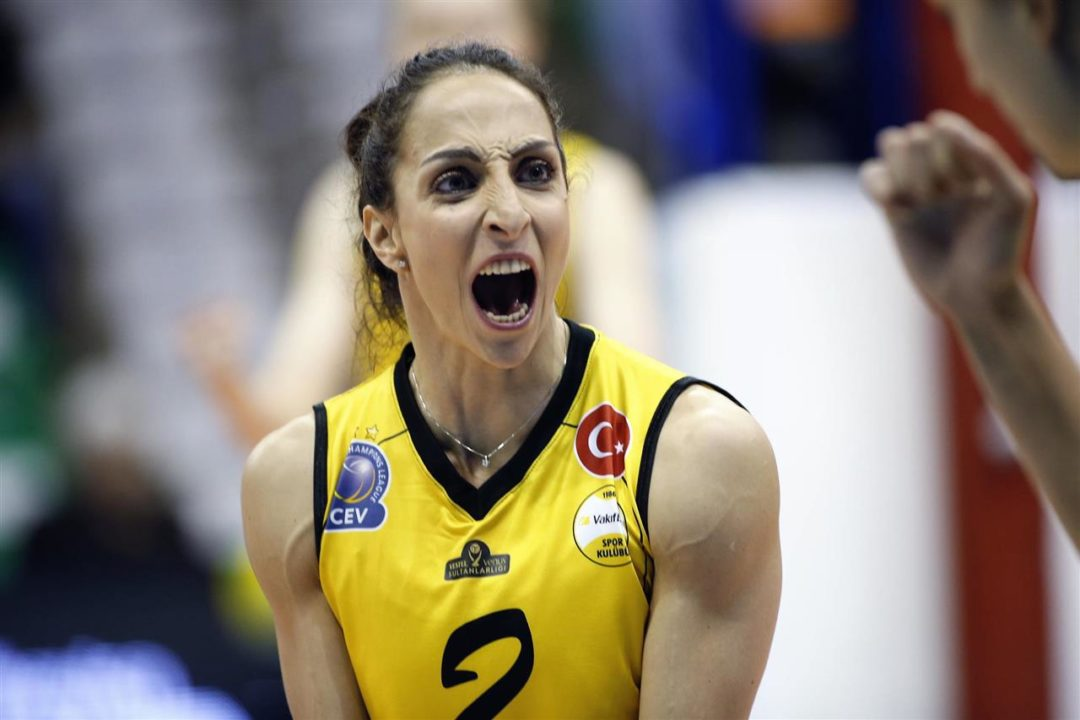 Kirdar, Captain of World's Best Women's Volleyball Club, Will Retire