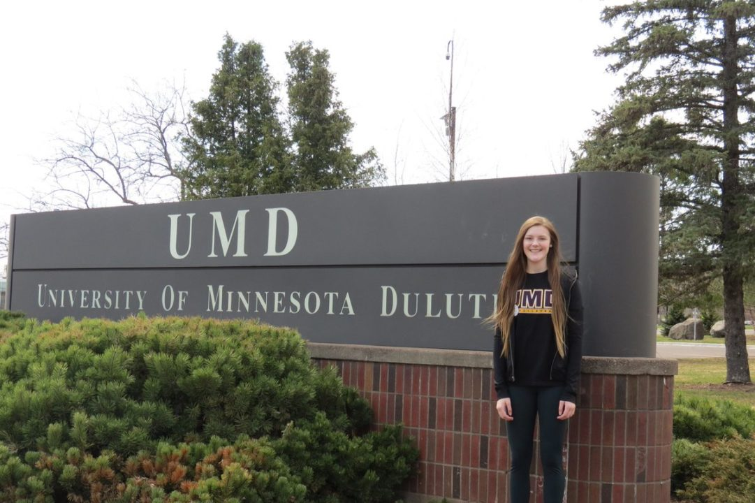 Class of 2020 MB Grace Daak Commits to Minnesota Duluth