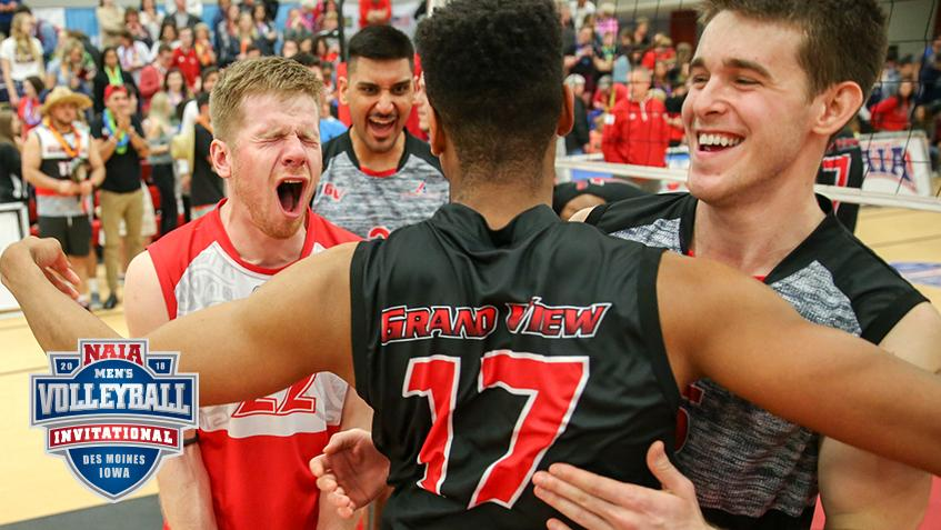 NAIA Recognizes Men's Volleyball as Championship Sport