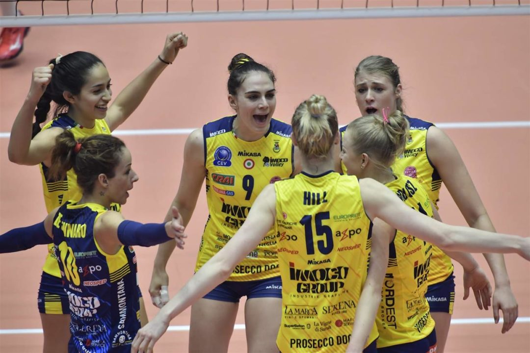 Conegliano Conquers Galatasaray in Champions League Bronze Medal Match